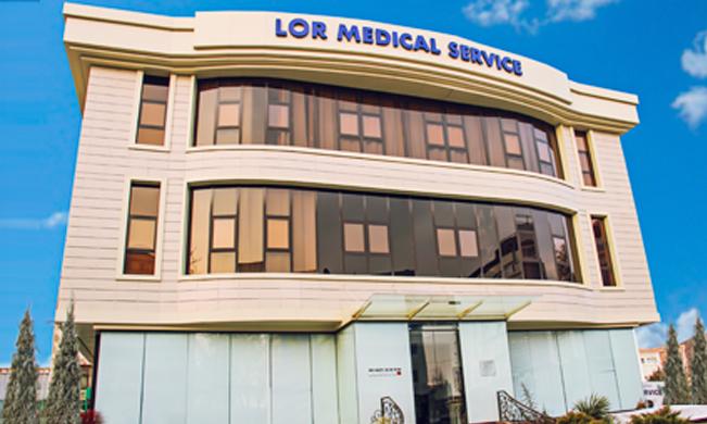 LOR MEDICAL SERVICE - многопрофильный медицинский центр стационарного типа