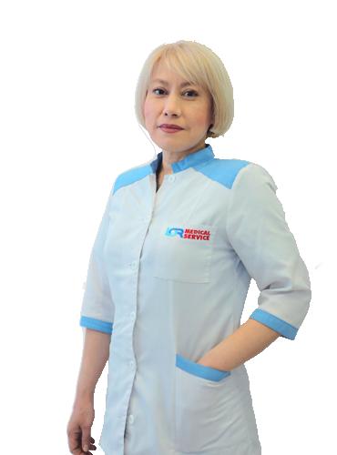 Абдуллаева Нигора Нусратовна